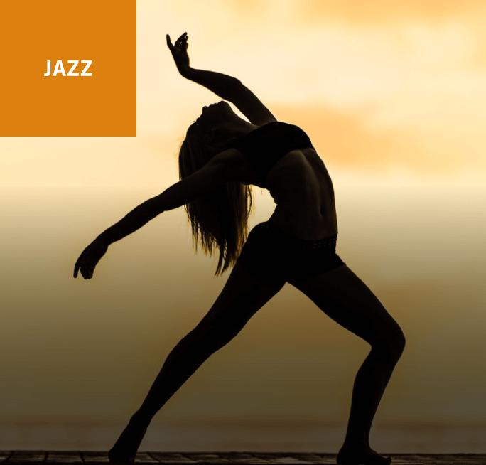 JAZZ ダンス