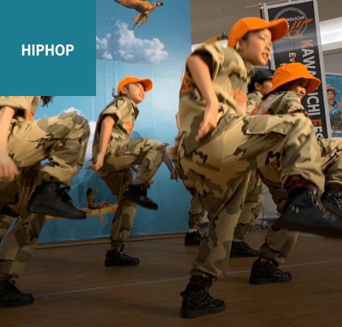 HIPHOP ダンス