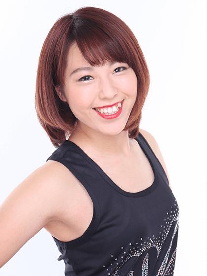 インストラクター チアダンス SHIORI